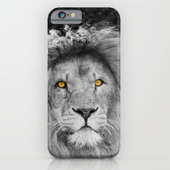 LION BEAUTY iPhone & iPod Case