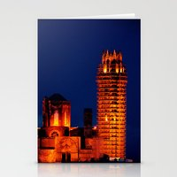 SEU VELLA, LLEIDA Stationery Cards
