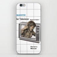 Son of Sanyo iPhone & iPod Skin