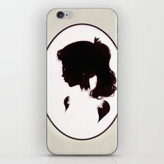 La Boudeuse iPhone & iPod Skin