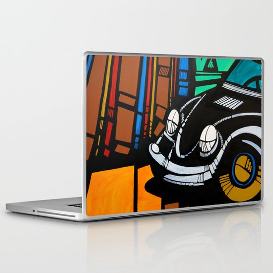 beetle Laptop & iPad Skin