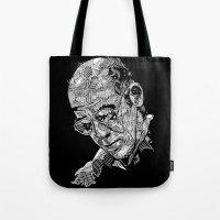 Hunter S Thompson Tote Bag