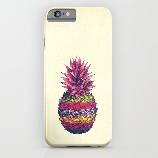 Job's pine iPhone & iPod Case