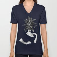 Invisible Heartbeat Unisex V-Neck