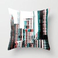 Keyboard Dreams Throw Pillow