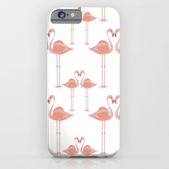 Flamingos - Tropical bird Art - Flamingo - Pink iPhone & iPod Case