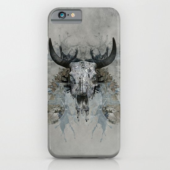 Something is squeezing my skull! iPhone & iPod Case