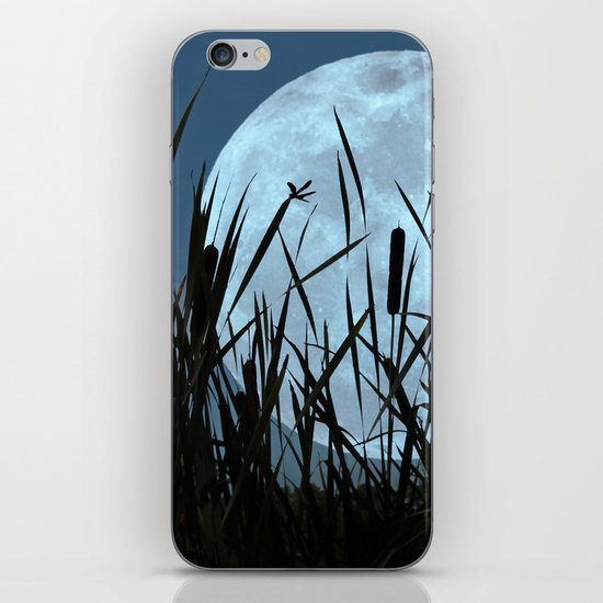 Between the Moon and Marsh iPhone & iPod Skin