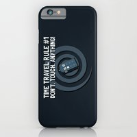 Rule Number One iPhone 6 Slim Case