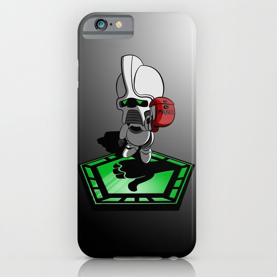 The Hitchhikers Guide to the Galactica iPhone & iPod Case