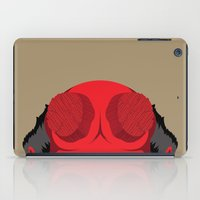 Hellboy iPad Case