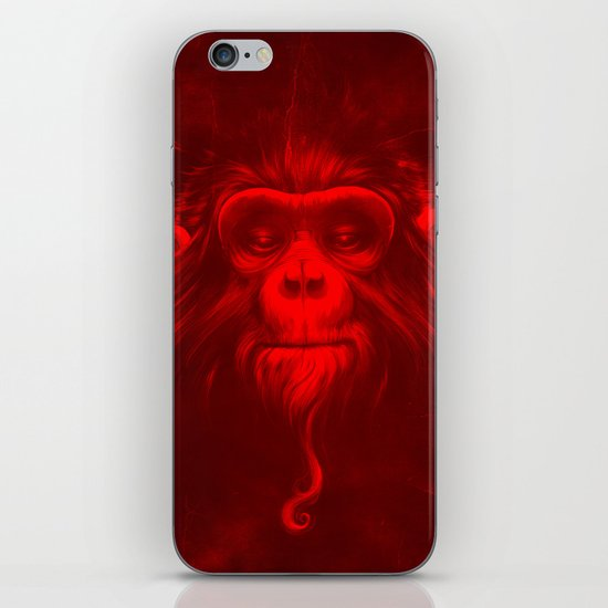 Twelfth Monkey iPhone & iPod Skin