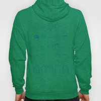 Breaking Bad all Faces Hoody