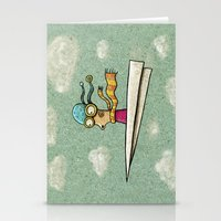 Paperplane2 Stationery Cards