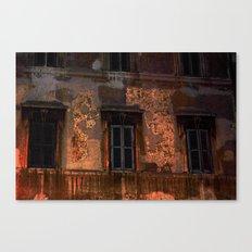 Three - Windows Canvas Print
