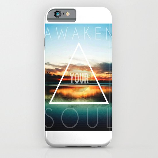 Awaken Your Soul iPhone & iPod Case
