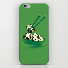 Panda Dumpling iPhone & iPod Skin