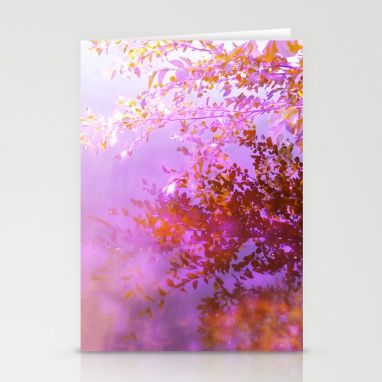 Plum Creek Stationery Card