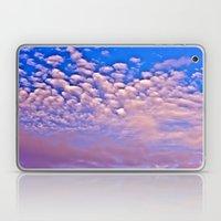 Strawberry Skies Laptop & iPad Skin
