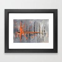 Levels -  (from Original… Framed Art Print