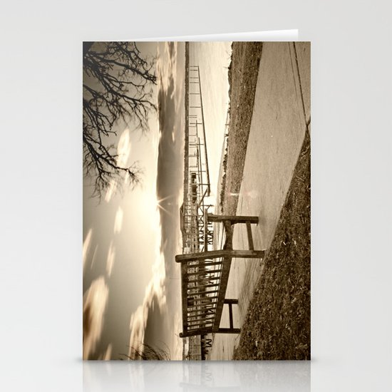 Dreaming the Day Stationery Card