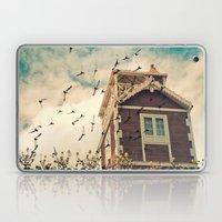 Strange House Laptop & iPad Skin