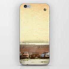 Bone Yard iPhone & iPod Skin