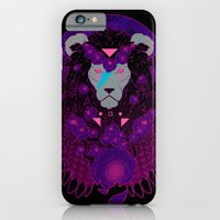 iPhone & iPod Case featuring Beyond Infinity, Before Forever by ELECTRICMETHOD.NET