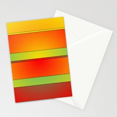 Before the sunset Stationery Cards
