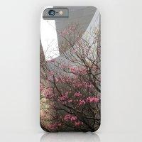 iPhone & iPod Case featuring City Blossoms by Natasha Alexandra Englehardt