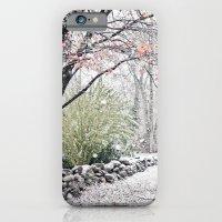 Autumn Snowfall iPhone 6 Slim Case