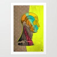 Salience Art Print