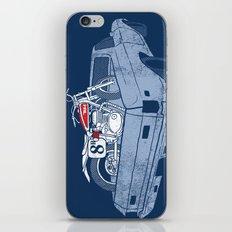 pickup iPhone & iPod Skin
