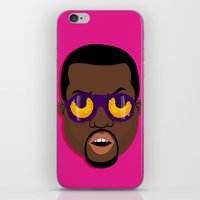 Hurry Up! iPhone & iPod Skin