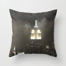Gotham city Throw Pillow