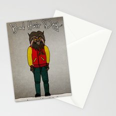 bad hair day no:5 / Thriller Stationery Cards