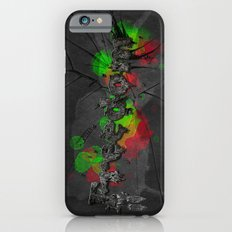 Fragments of freedom iPhone 6 Slim Case