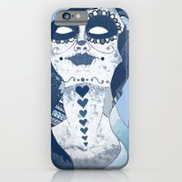 How Blue Is Your Heart? iPhone 6 Slim Case