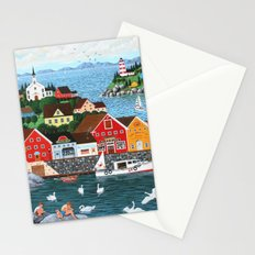 Swan's Cove Stationery Cards