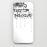 My style is better than yours. iPhone 6 Slim Case