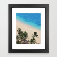 Hawaii Dreams Framed Art Print