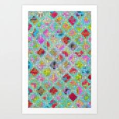 Summer's Blanket Art Print
