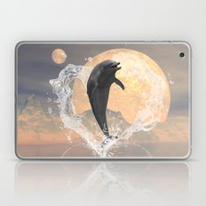 Dolphin Laptop & iPad Skin