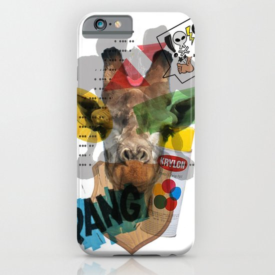 Girafe iPhone & iPod Case