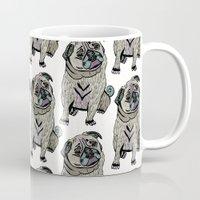 Ares The Pug Mug