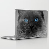 Laptop & iPad Skin featuring CATTURE by Catspaws