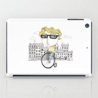 Biking iPad Case