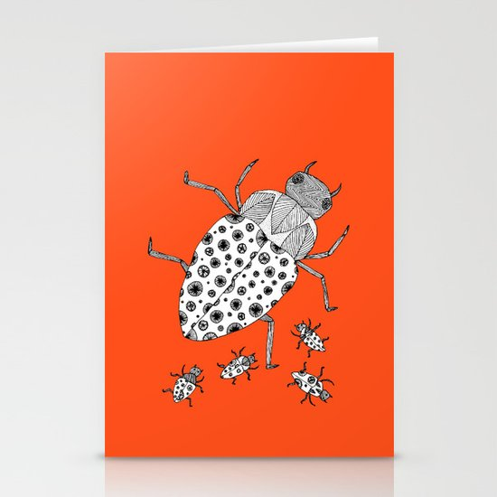 Roach Family Stationery Card