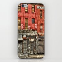 South Street New-York iPhone & iPod Skin