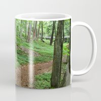 Into The Woods - Woodland Spring Path Mug